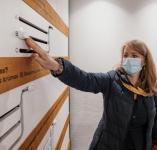 Lankytojams atvertas atsinaujinęs Pavilnių ir Verkių regioninių parkų centras