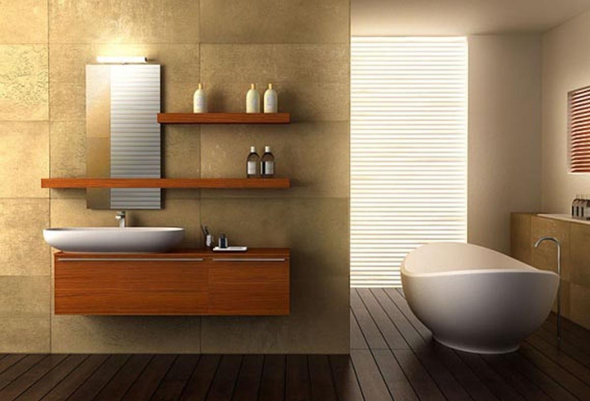 100 Cool Modern Bathroom Ideas 2017: Įrenginėjame Vonios Kambarį: Idėjos Ir Patarimai